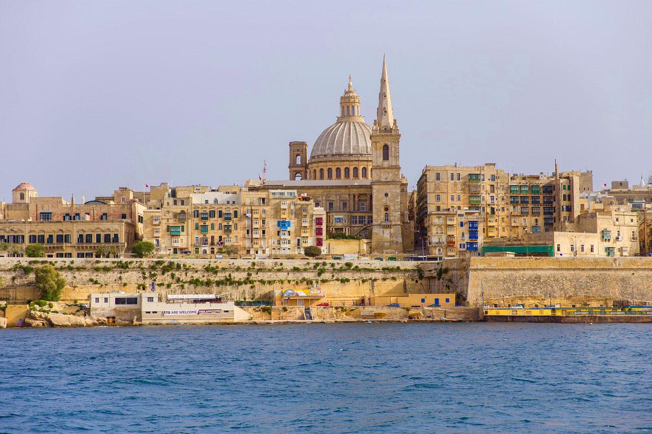 世界遺産×海が絶景の「マルタ共和国」